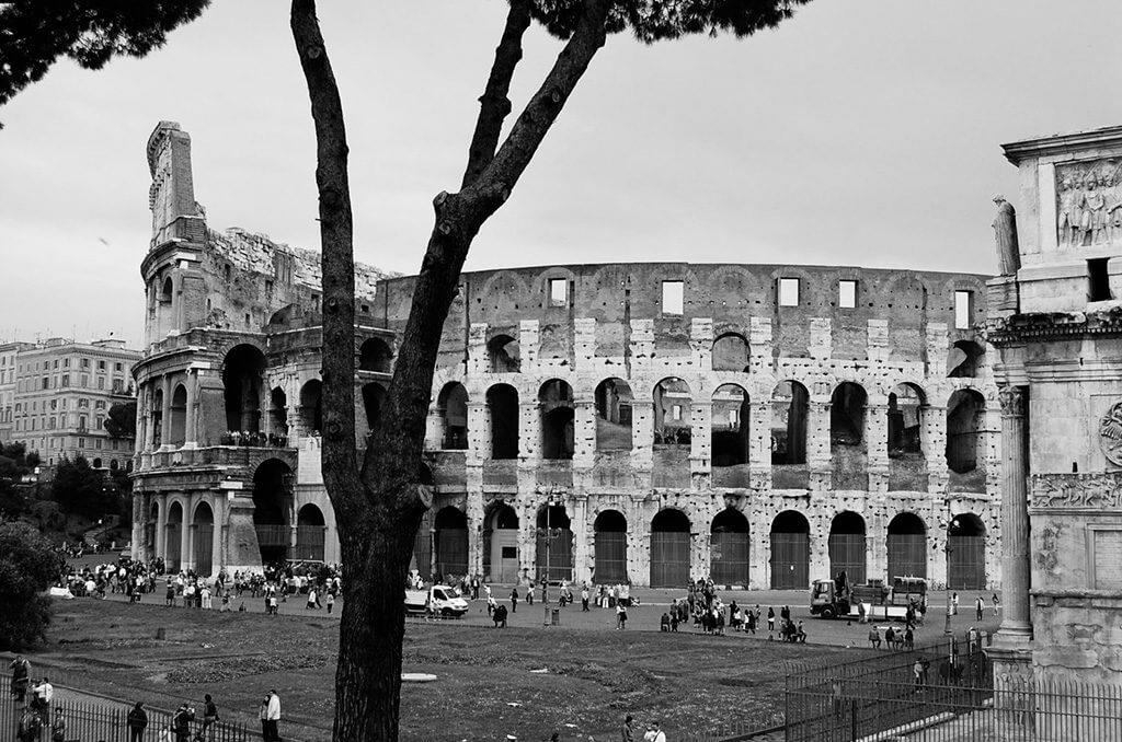Antiquite--Colisee