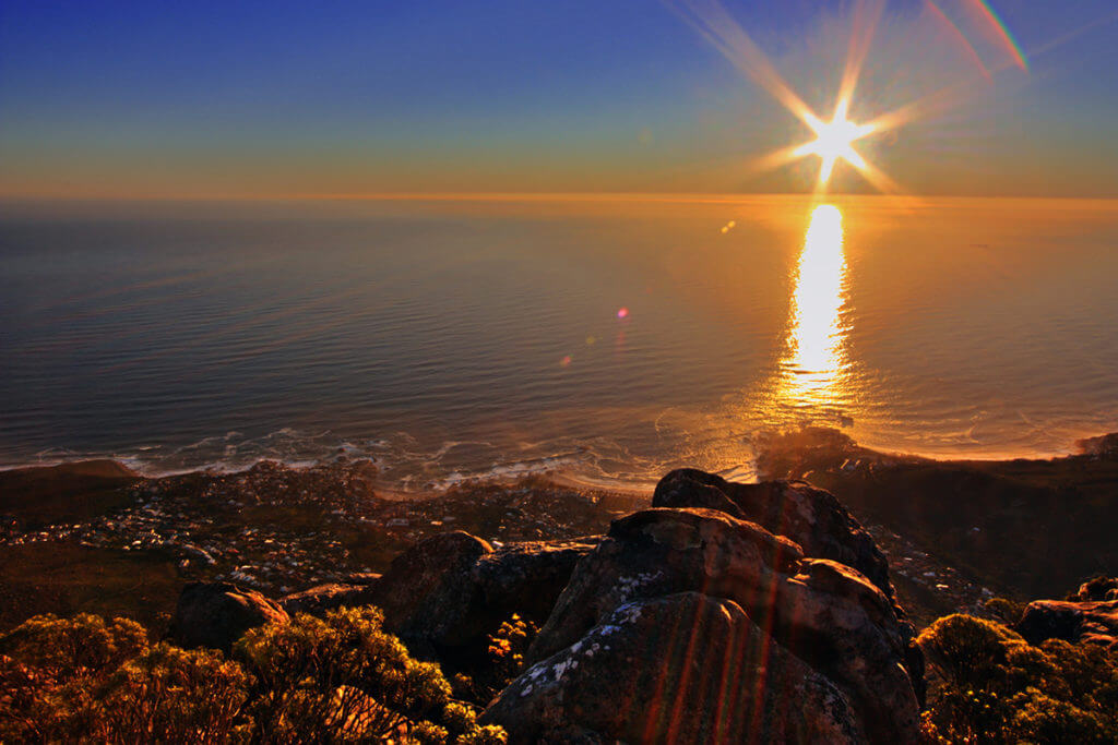 Cape_Town_Sunset_HDR