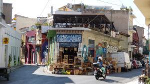 Exarchia-athenes