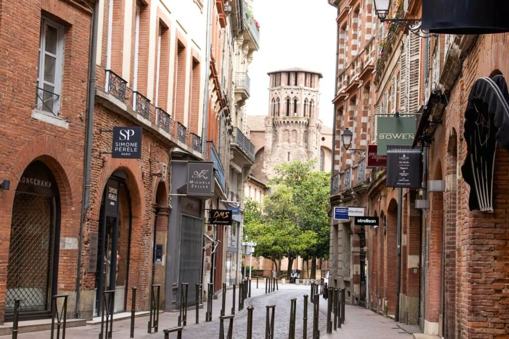 toulouse road trip france